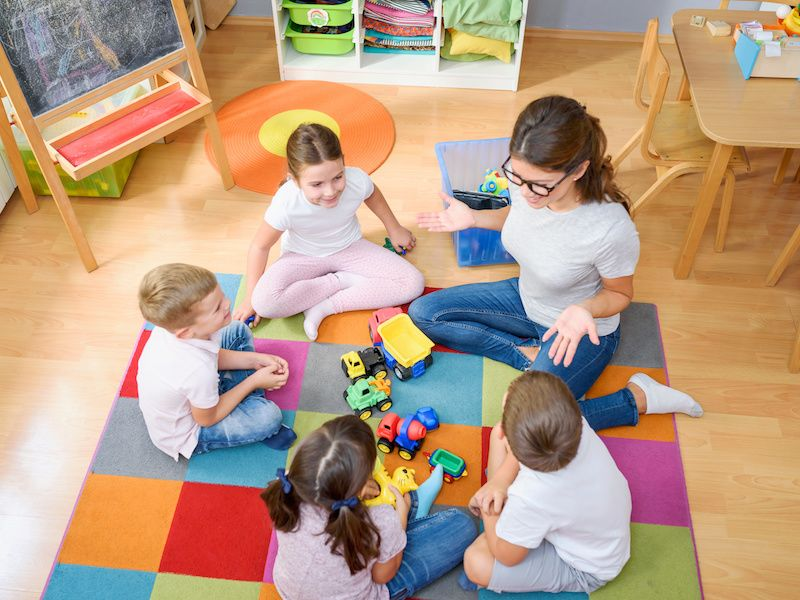 Kursy językowe dla dzieci imłodzieży